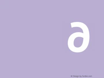 Ubuntu Bold  Font Sample