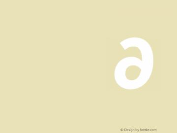 Source Sans Pro Bold 图片样张
