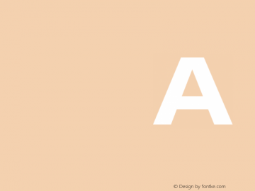 Arimo Bold 图片样张