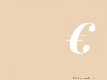 Playfair Display Bold Italic 图片样张