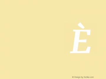 Merriweather Bold Italic 图片样张