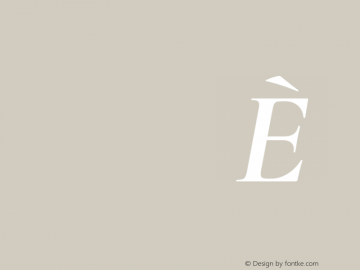 Cormorant Bold Italic 图片样张