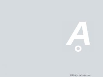 Arimo Version 1.0图片样张