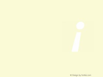 Source Sans Pro Bold Italic 图片样张