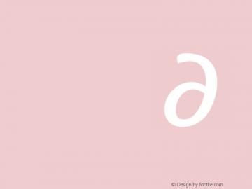 Overlock Bold Italic 图片样张