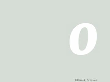 Andada SC Bold Italic 图片样张