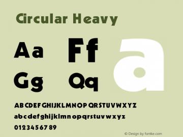 Circular Heavy V1.00图片样张
