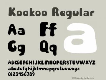 Kookoo Version 1.000图片样张