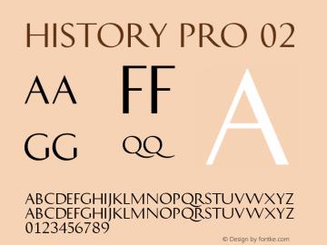 68dcdb10b41c3bfe - subset of History Pro 02 Version 1.0; 2013图片样张