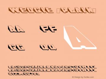Wedgie (Plain):001.001 001.001图片样张