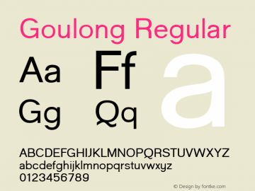 Goulong 1图片样张