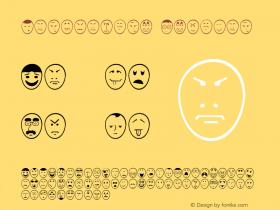 Caricature Normal Version 1.00图片样张
