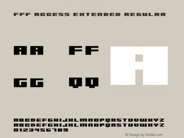 FFF Access Extended 1图片样张