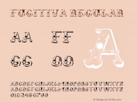 Fugitiva Version 1.00 January 14, 2013, initial release图片样张