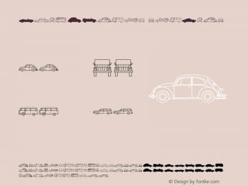 Volkswagen Regular Version 1.00 March 21, 2012, initial release图片样张