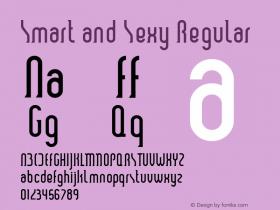 Smart and Sexy Macromedia Fontographer 4.1 6/3/99图片样张