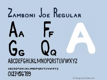 Zamboni Joe 1图片样张