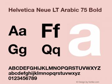 helvetica neue lt arabic 55 roman free download