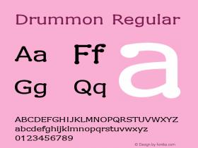 Drummon 1.02图片样张