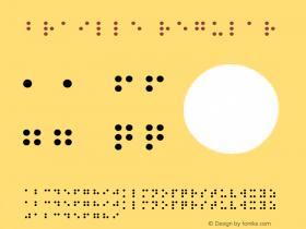 Braille Print Artist: Sierra On-Line, Inc.图片样张