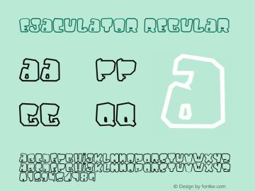 Ejaculator Version 001.000图片样张