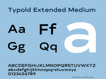 Typold Extended Font Family|Typold Extended-Uncategorized Typeface