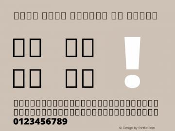 Noto Sans Arabic UI Black Version 1.900图片样张