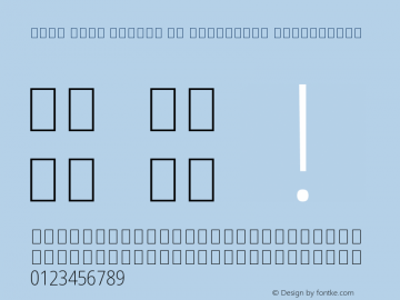 Noto Sans Arabic UI Condensed ExtraLight Version 1.900图片样张