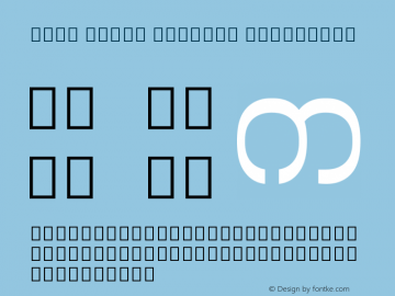 Noto Serif Myanmar Condensed Version 1.902; ttfautohint (v1.6)图片样张