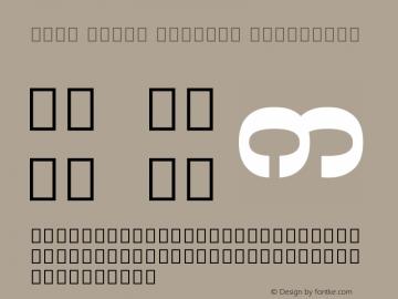 Noto Serif Myanmar ExtraBold Version 1.902; ttfautohint (v1.6)图片样张