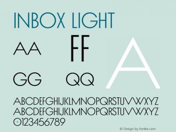 Inbox Light Version 1.0图片样张
