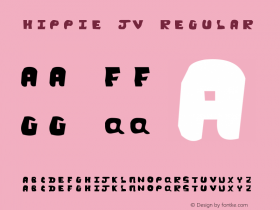Hippie JV Regular Version 1.00图片样张