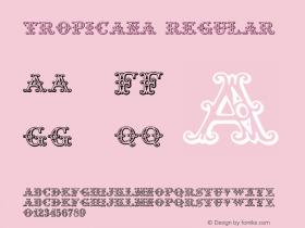 Tropicana Regular 1.00 - 29-09-98图片样张