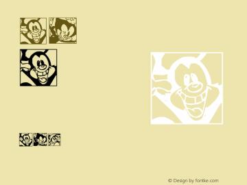 AnimaniBats Regular Version 1.00 Font Sample