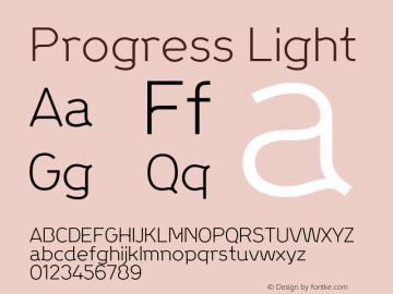 Progress Light Macromedia Fontographer 4.1.5 5/21/04图片样张