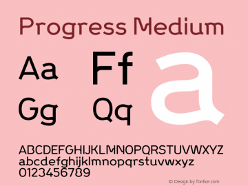 Progress Medium Macromedia Fontographer 4.1.5 5/21/04图片样张