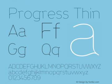 Progress Thin Macromedia Fontographer 4.1.5 5/21/04图片样张