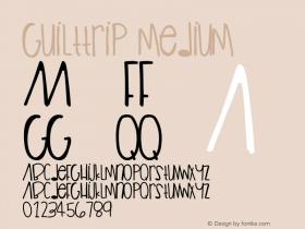 GuiltTrip Version 001.000图片样张