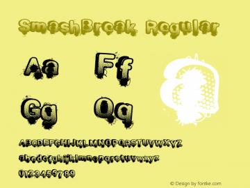 SmashBreak Version 1.00 June 17, 2013, initial release图片样张