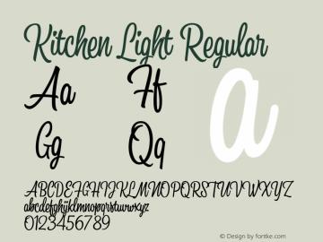 KitchenLight Version 1.000图片样张