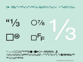 WP TypographicSymbols 1.0 Wed Oct 20 16:18:32 1993图片样张