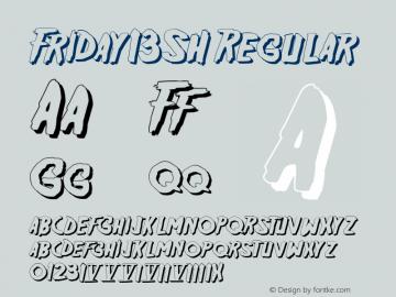ZW Friday13SH 1.3图片样张