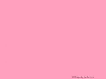 文鼎中特广告体 CoolType Version 1.0图片样张