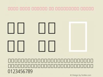 Noto Sans Arabic UI Condensed Light Version 2.000;GOOG;noto-source:20170915:90ef993387c0 Font Sample