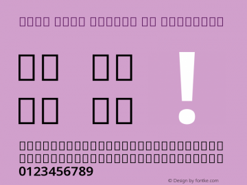 Noto Sans Arabic UI SemiBold Version 2.000;GOOG;noto-source:20170915:90ef993387c0图片样张