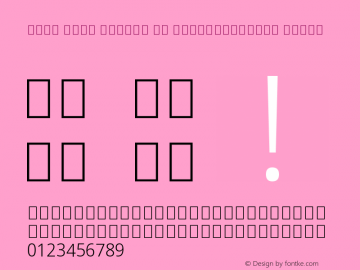 Noto Sans Arabic UI SemiCondensed Light Version 2.000;GOOG;noto-source:20170915:90ef993387c0图片样张