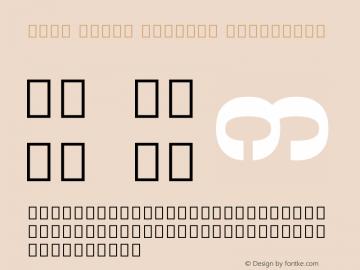 Noto Serif Myanmar ExtraBold Version 2.000;GOOG;noto-source:20170915:90ef993387c0图片样张
