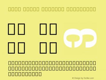 Noto Serif Myanmar ExtraBold Version 2.000;GOOG;noto-source:20170915:90ef993387c0; ttfautohint (v1.7)图片样张