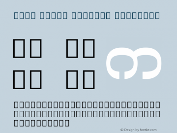 Noto Serif Myanmar SemiBold Version 2.000;GOOG;noto-source:20170915:90ef993387c0; ttfautohint (v1.7)图片样张