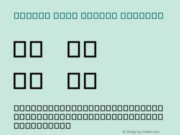 Fabric MDL2 Assets Version 2.41图片样张